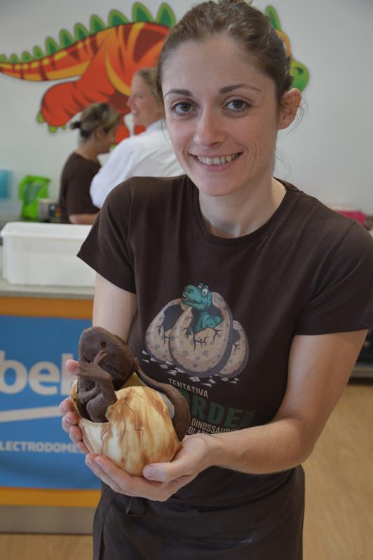 Sílvia Batista, cake designer que teve a ideia