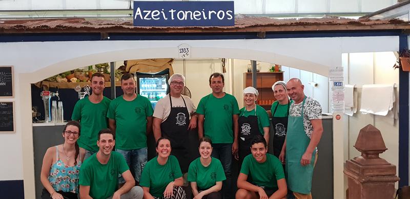 "Rancho Folclórico e Etnográfico ""Os Azeitoneiros"" de Alvorninha"