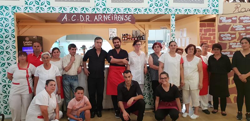 Associação Cultural Recreativa e Desportiva Arneirense