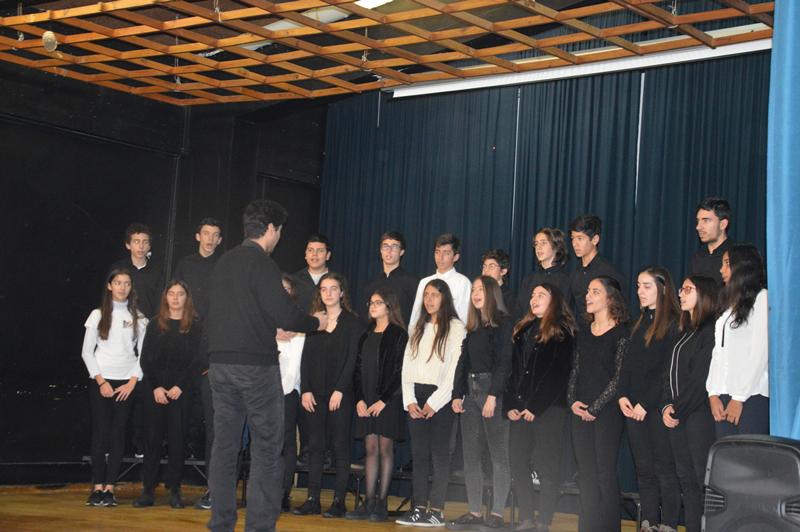 Coro da Academia de Música de Óbidos