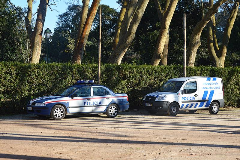 PSP voltou ao Parque para recolher indícios