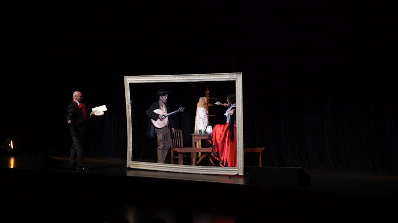 """""""O Fado"""", de José Malhoa, ganhou vida através de um momento performativo"""