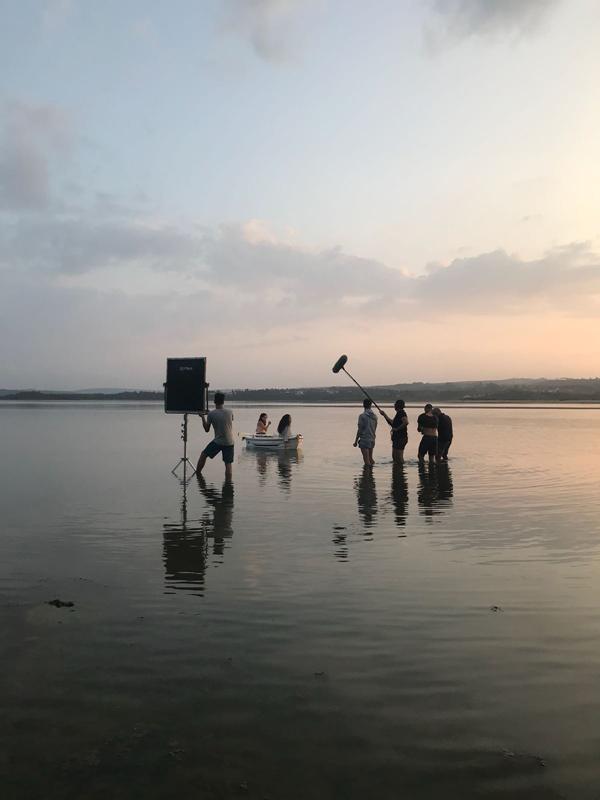 O filme foi rodado no concelho das Caldas durante oito dias