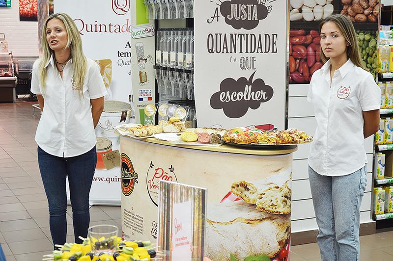 Produtos locais são uma aposta do Auchan