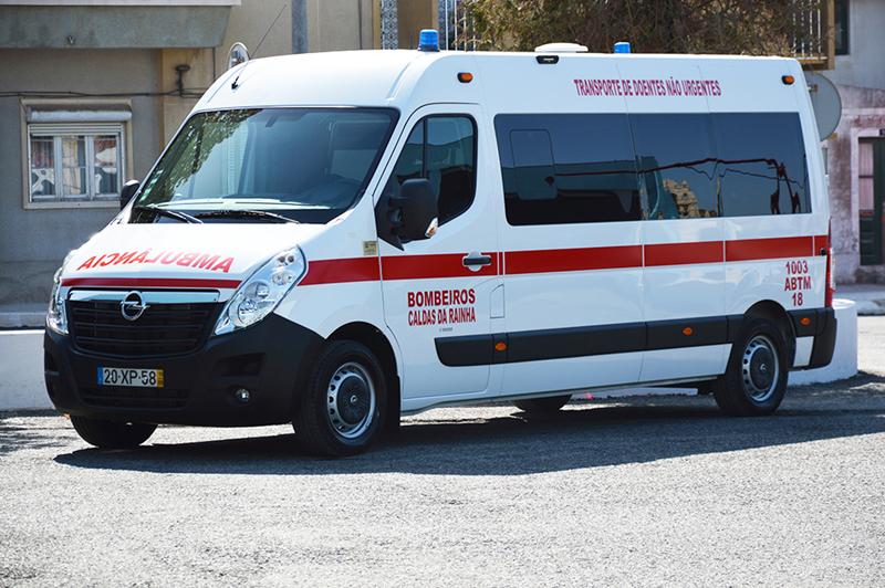 Nova ambulância apresentada