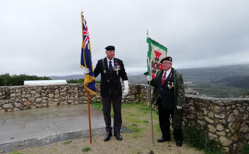 Comemoração dos 101 anos do Armistício na Roliça – Bombarral