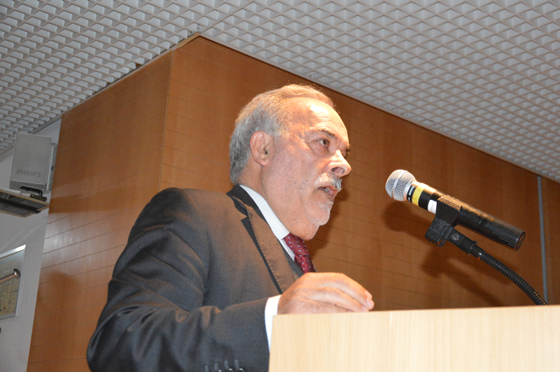 Fernando Costa, antigo presidente da Câmara, transmitiu os seus receios sobre a localização do novo hospital do Oeste