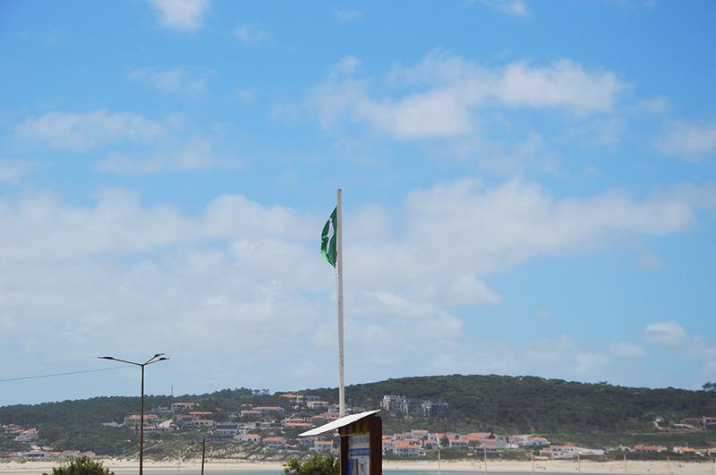 Há novas bandeiras relativas ao nível de ocupação na praia