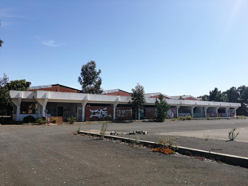 Unidade fechou em 2008 (foto Marina Ferreira)