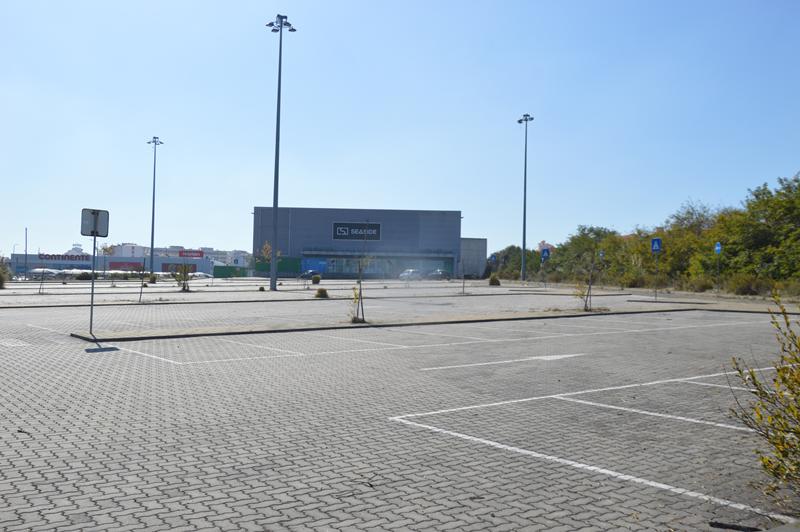 Câmara planeia espaço para futuro parque para camiões TIR