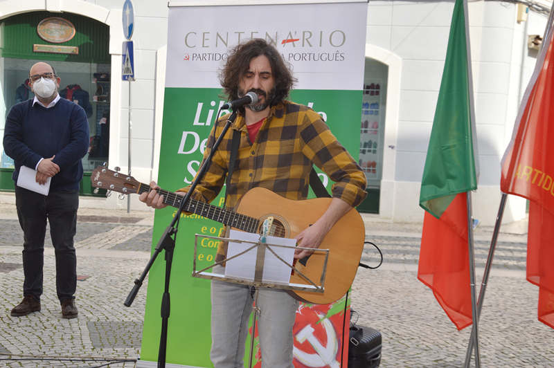 Música de Nelson Rodrigues na celebração do PCP