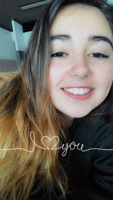 Tatiana Alves, de Óbidos, 19 anos, desempregada