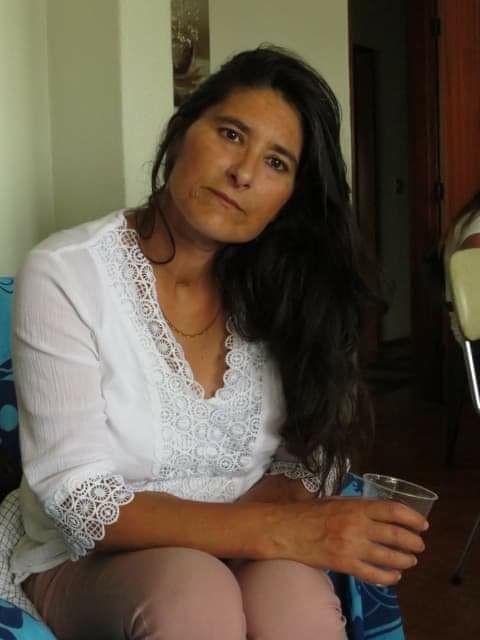 Olga Freitas, do Painho (Cadaval), 48 anos, taróloga