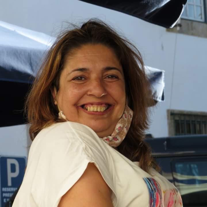 Alexandra Urbano, de Óbidos, 46 anos, taróloga e massagista profissional