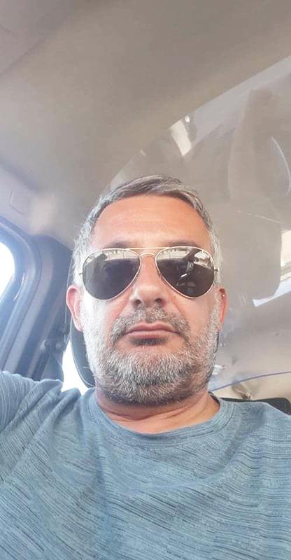 Miguel Pinto, 48 anos, taxista, Foz do Arelho (Caldas da Rainha)