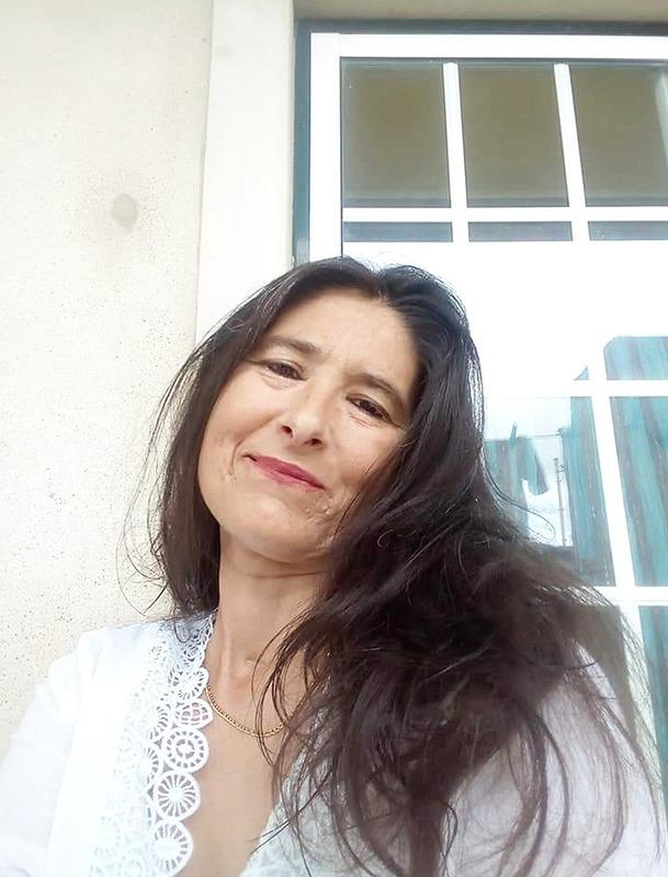 Olga Parente, 46 anos, taróloga, Painho (Cadaval)