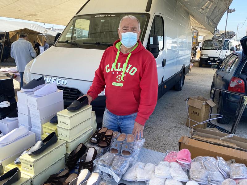 Rui Gomes, vendedor de Sintra