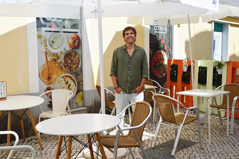 Hugo Almeida, Citrus – coffee and healthy food