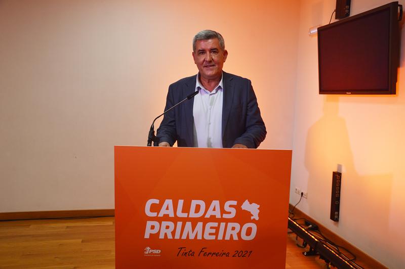 PSD Caldas da Rainha apresenta candidatos às Autárquicas 2021