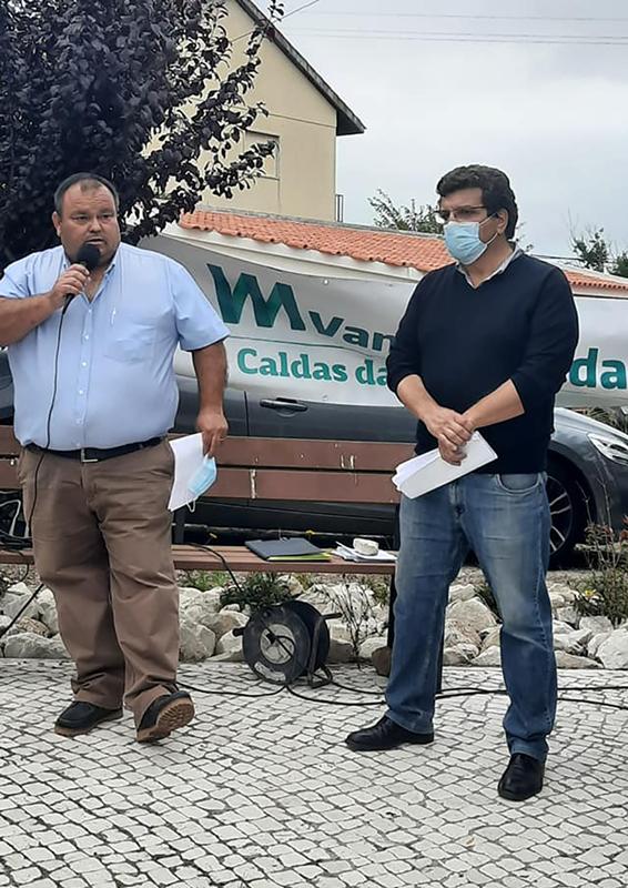"""Apresentação pública da lista de candidatura independente """"Vamos Mudar"""" à Junta de Freguesia de Nadadouro"""