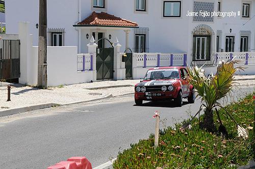 """Bruno """"Gasolinas"""" Pereira em Datsun 1200"""