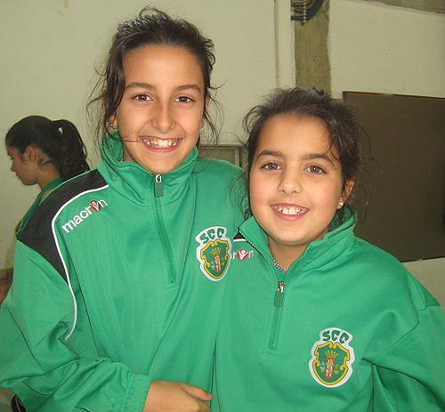 -Madalena Silva e Frederica Cristo