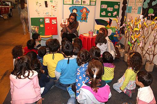 4000 crianças visitaram a Semana de Animação Infantil na Expoeste