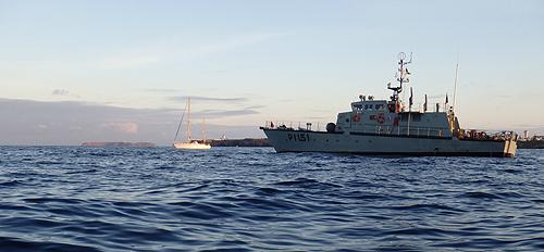 Navio da Marinha Portuguesa prestou auxílio