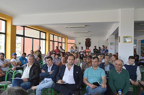 Reunião para solução urgente para evitar uma catástrofe ecológica na Lagoa de Óbidos