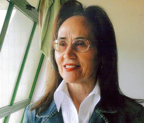 A autora