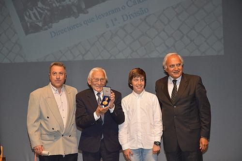 Herculano Magalhães e Vítor Santos,   Medalha de mérito desportivo