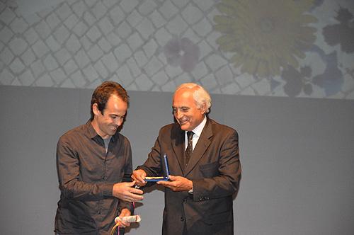 Rodrigo Miguel Nunes Filipe - Medalha  Municipal de Mérito de Investigação