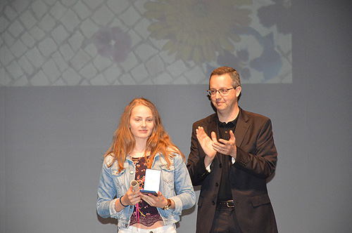 Victoria Kaminskaya  - Medalha Municipal  de Mérito Desportivo