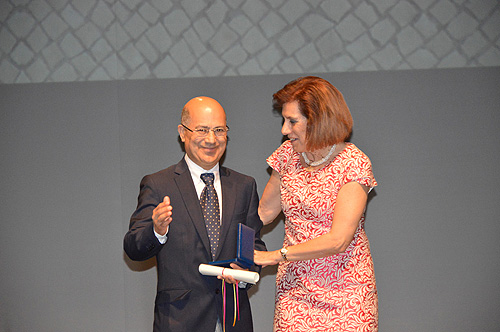 Joaquim Beato Caetano - Medalha Municipal  de Mérito Comercial e Industrial