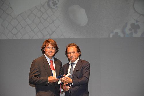 Marco José Dias Coutinho  Medalha Municipal de Mérito Cultural