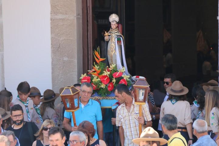 Procissão de São Pedro Gonçalves Telmo (foto Carlos Tiago)