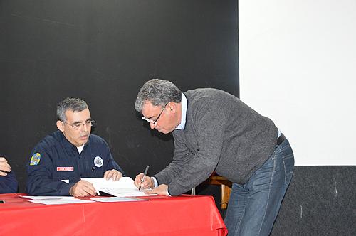 José Correia a tomar posse como novo presidente do STAL