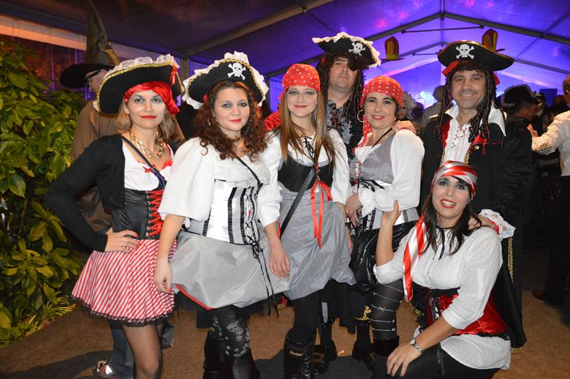 O Grupo de Piratas