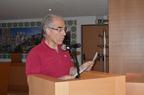 Manuel Nunes, deputado do PS