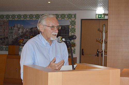 Viítor Fernandes, deputado da CDU