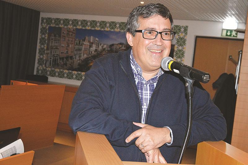 João Dinis, do CDS