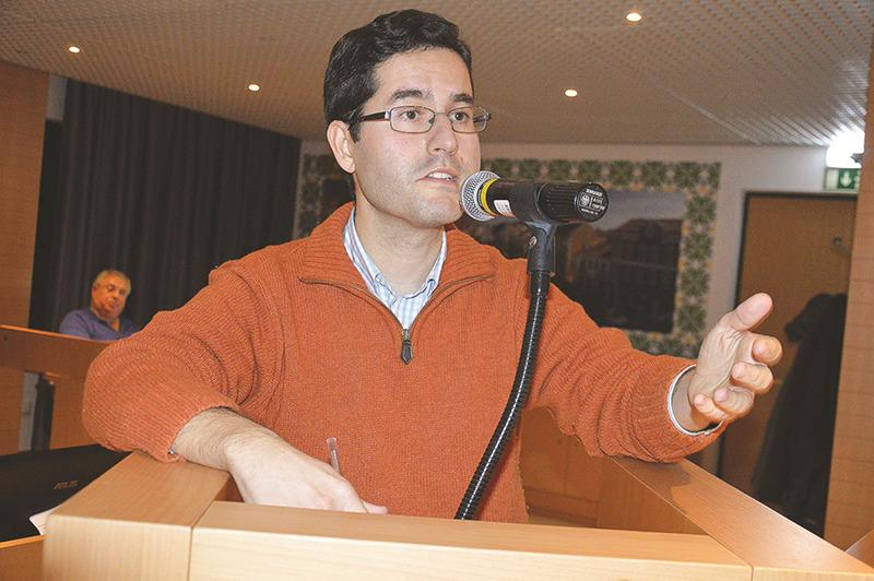 António Cipriano, do PSD