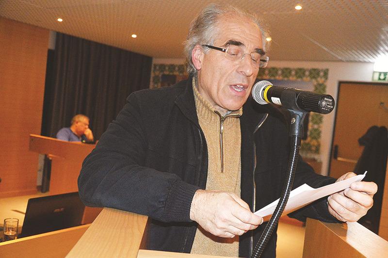 Manuel Nunes, do PS