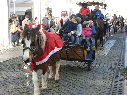 Desfile equestre