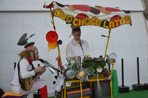 Duo Choco Latas