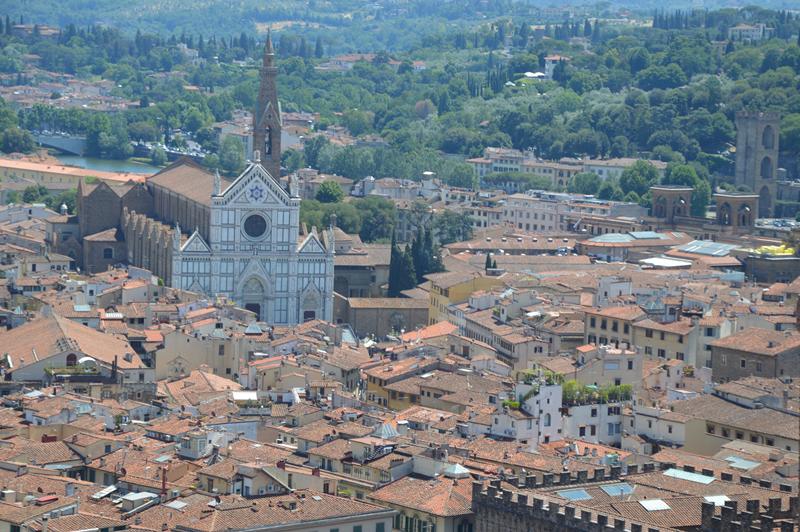 Cupola de Brunelleschi com vista panorâmica